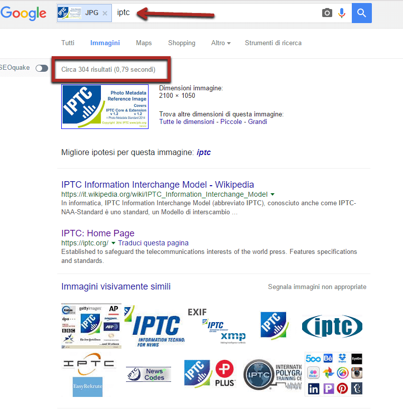 copyright immagini google images search screenshot 4