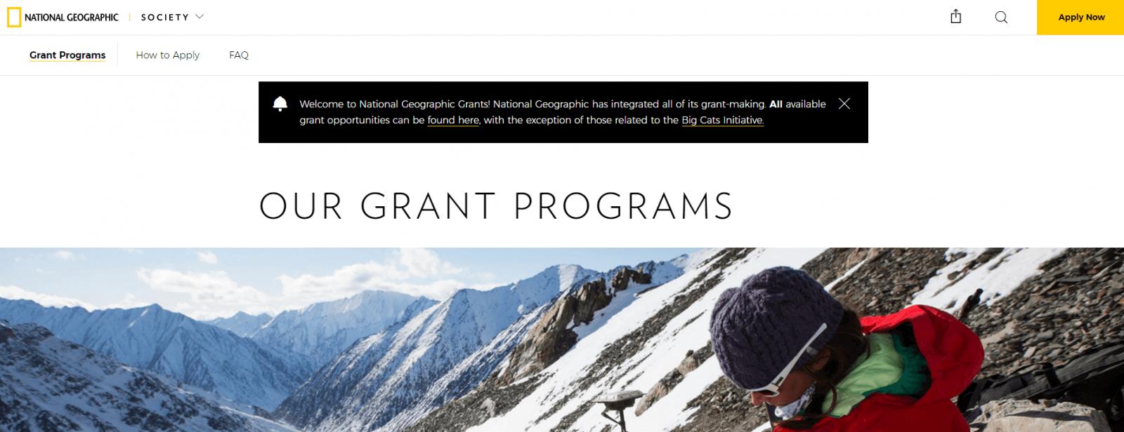 natinal geographic home page portfolio fotografico