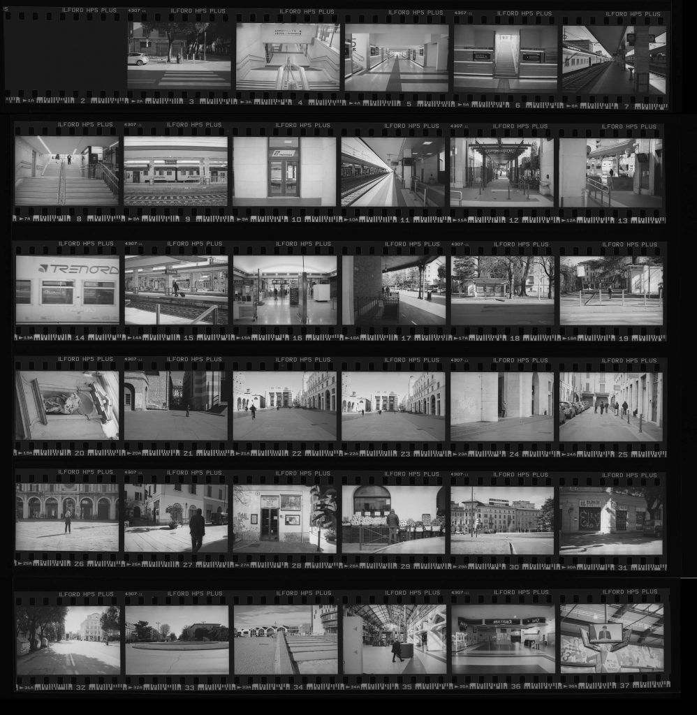 brescia coronavirus reportage fotografico pierluigi cottarelli pellicola