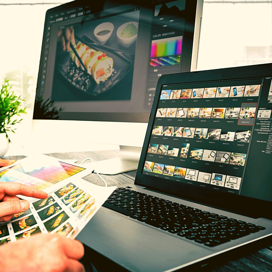 post produzione foto editing fotografico